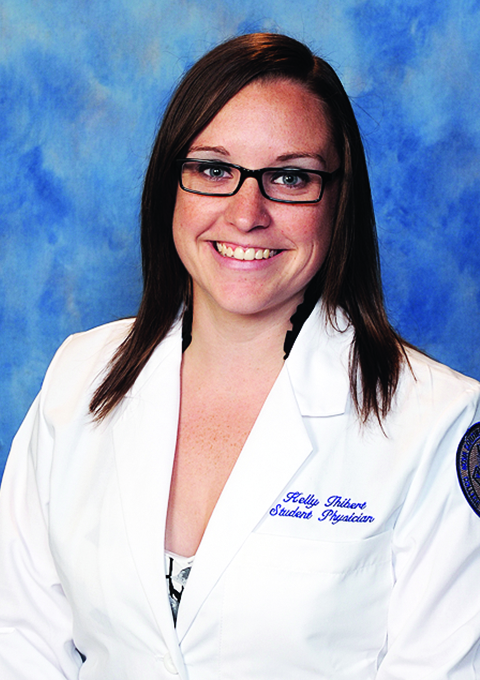 Osteopathic Medical student Kelly Thibert