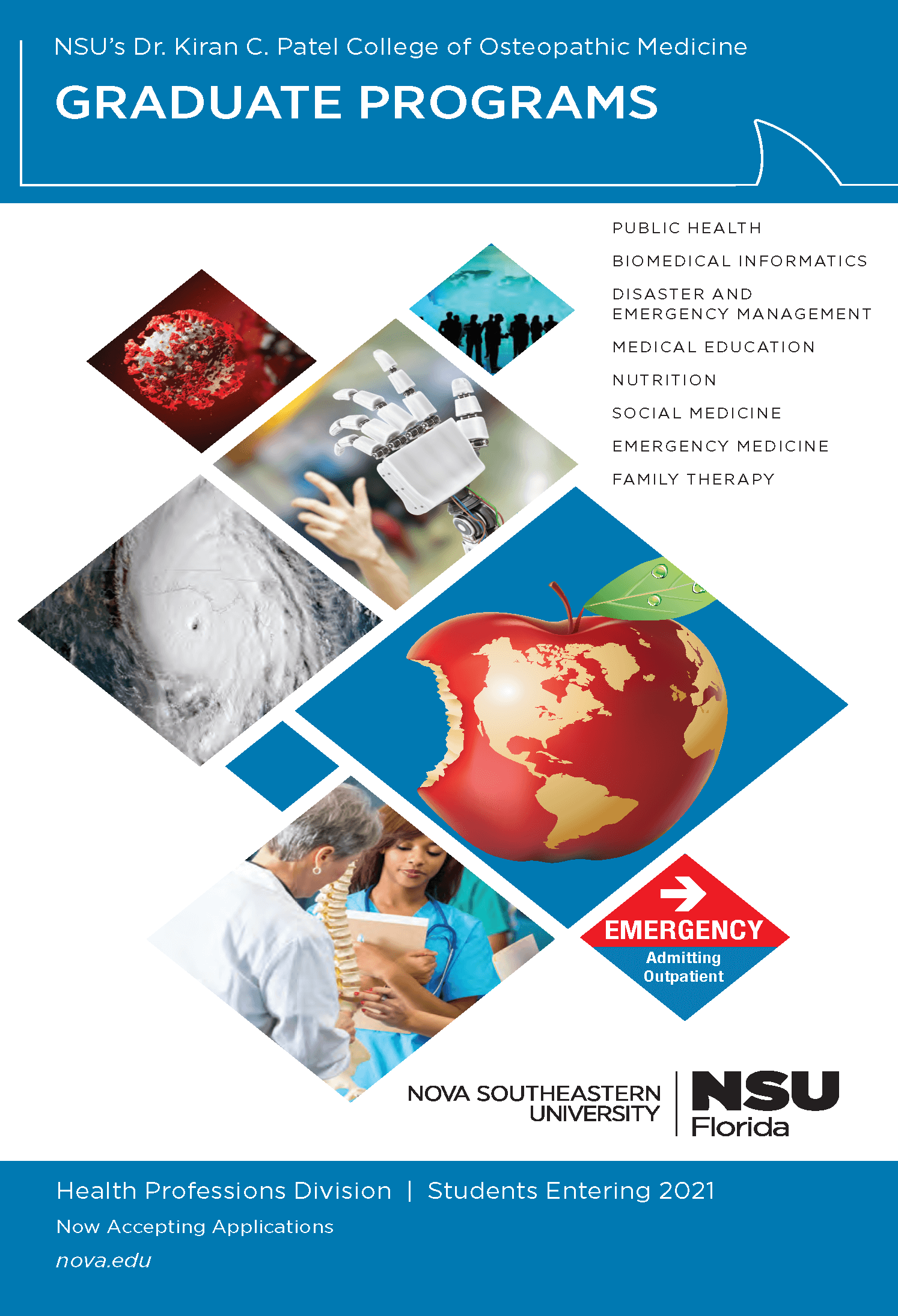 Biomedical Informatics at NSU