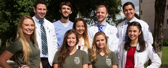 Current College of Osteopathic Medicine Student