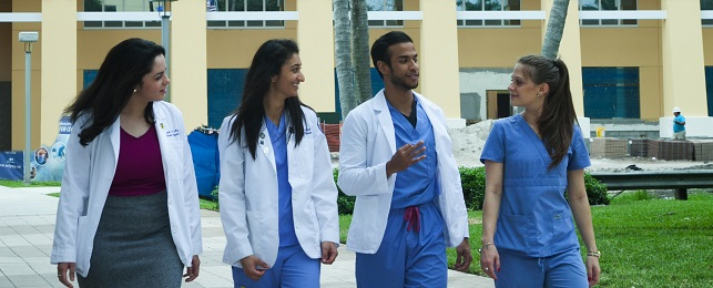 Current College of Osteopathic Medicine Students